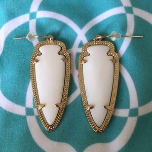Kendra Scott Sky Drop earrings